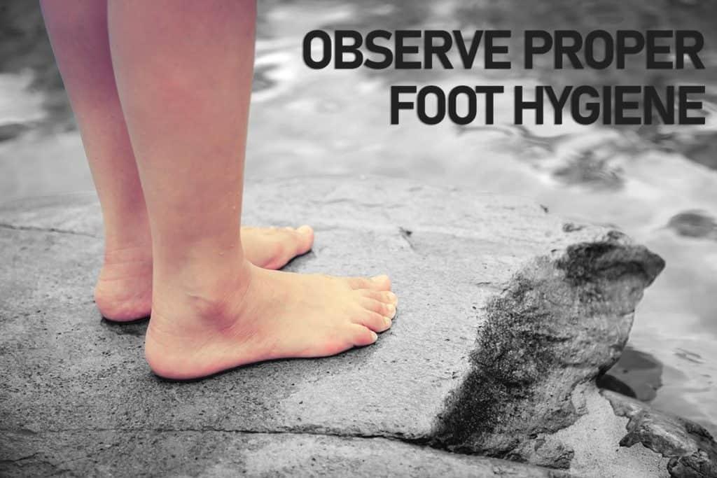 Hydrogen Peroxide Ingrown Toenail