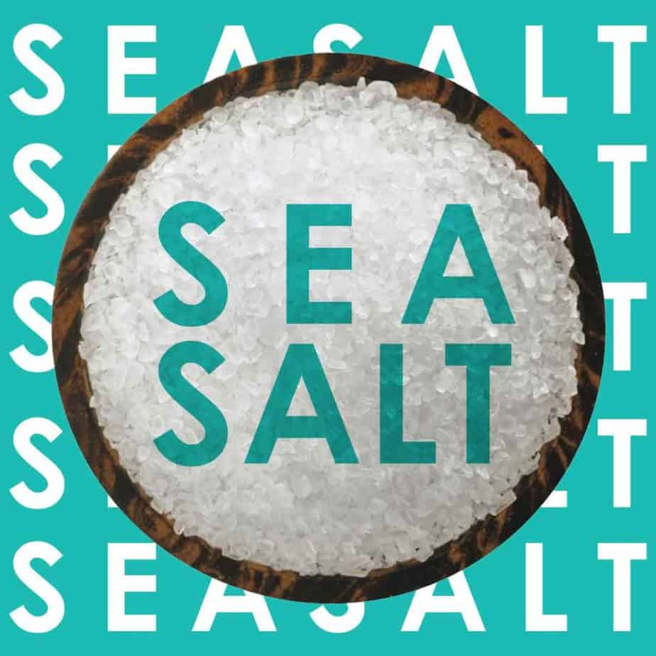 Salt Water for Fungal Infection