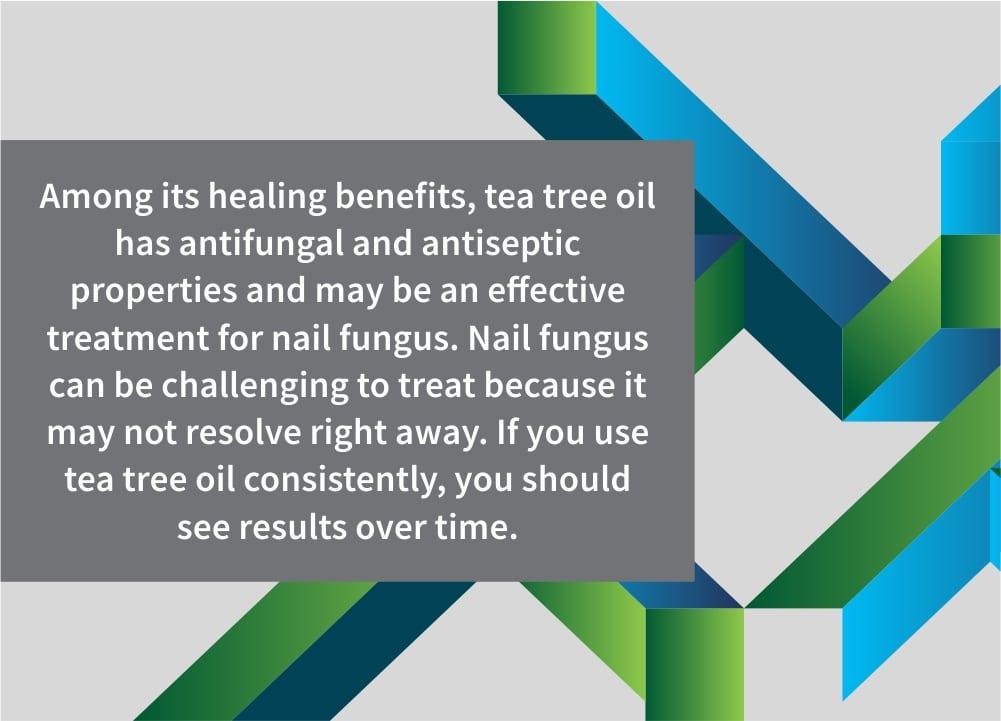 Tea Tree Oil For Nail Fungus